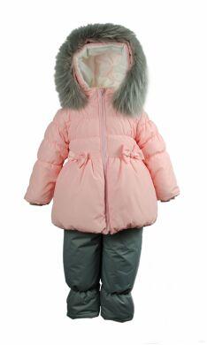 Комплект верхнього одягу з натуральним хутром BE BEAR - Wojcik ... 0ece2604a1378